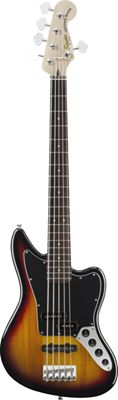 #Squier Vintage Modified Jaguar Bass V Special