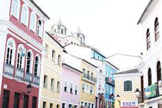{ Travel Diary } Salvador da Bahia