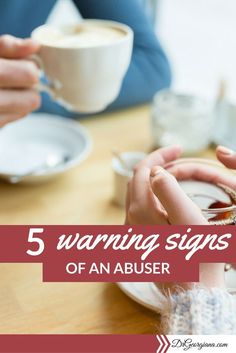 Have you ever had an abusive partner? And after being involved with that abuser, did you ask yourself if there were signs you missed that would have helped you detect their abusive tendencies earlier on? Click to read and find out the 5 traits to help you spot an abuser or pin to share.