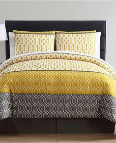 819f933bd4 Mainstays Yellow Damask Coordinated Bedding Set Bed in a Bag in 2019 |  Things I want | Damask bedding, Yellow bedding, Yellow bedding sets
