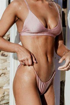 Speck Bikini - Pink #SaboSkirt