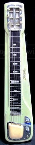 shopgoodwill.com: White Fullerton California Lap Steel Guitar