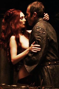 Melisandre & Stannis
