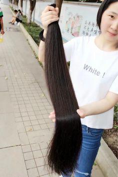 Long Hair Ponytail, Ponytail Hairstyles, Indian Hair Cuts, Long Hair Cuts, Long Hair Styles, Forced Haircut, Waist Length Hair, Cut Her Hair, Beautiful Long Hair