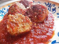 4 cheese meatballs