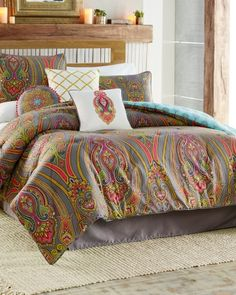 4-piece Reversible Comforter Collection, Main View