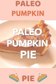 A Thanksgiving classic made gluten free and dairy free. This Paleo Pumpkin Pie Recipe makes just a few simple changes to the original dessert. Includes vegan and keto/low carb options. Dairy Free Pumpkin Pie, Paleo Pumpkin Pie, Healthy Pumpkin Pies, Pumpkin Custard, Pumpkin Pie Recipes, Baked Pumpkin, Pumkin Pie, Thanksgiving Desserts Easy, Thanksgiving Baking