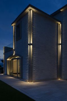 architectural lighting design Villa Punta Pennata, Bacoli, Naples, Italy Project by geom. Featured products by L&L: Brom