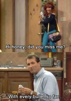 Favorite line from Married with Children