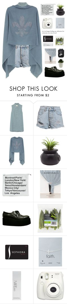 """""""lovestruck / tags"""" by flying-baby-unicorn ❤ liked on Polyvore featuring rag & bone, Dot & Bo, Radstudio!, Sephora Collection, Dogeared, NARS Cosmetics, Fujifilm, NIKE and country"""