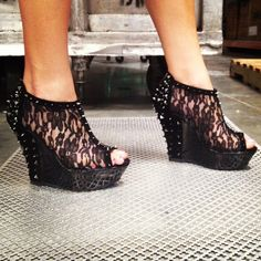 In love with these wedges