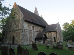 St Nicholas C of E Church – The largest surviving Saxon arch in the world
