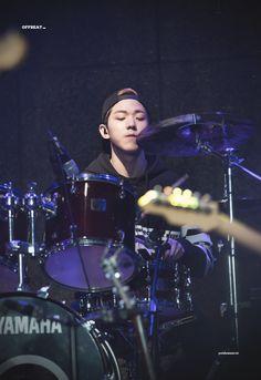 Kpop, Day6 Dowoon, Kim Wonpil, Bob The Builder, Young K, Korean Boy, Pop Rock Bands, Korean Bands, K Idols