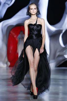 Ulyana Sergeenko Couture Fall Winter 2014 Paris