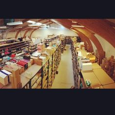 This is our warehouse. This is where we send all of our packages. Drop an order at nicebeauty.com and lets get going!
