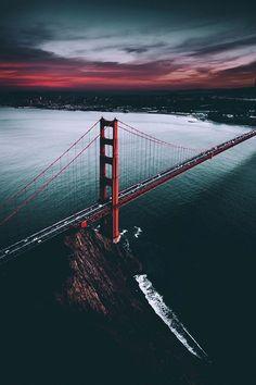 Italian-Luxury — lsleofskye:   Golden Gate Bridge