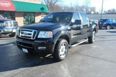Used 2005 Ford F150 FX4
