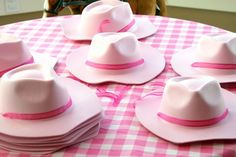 Photo Rhinestone Cowgirl Birthday Party by Loralee Lewis 5a