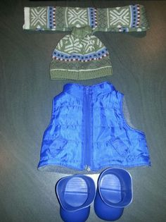 Bear factory/build a bear clothes- winter outfit