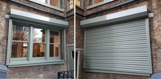 Roller Shutters, Security Solutions, Nice Picture, Galvanized Steel, Cool Pictures, Garage Doors, Windows, Outdoor Decor, Home