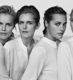 Giorgio Armani Taps 90s Modeling Icons for 'New Normal' Campaign