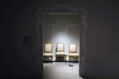 """""""The experience of Luxury"""" Exhibition design, Cristobal Balenciaga Museoa"""