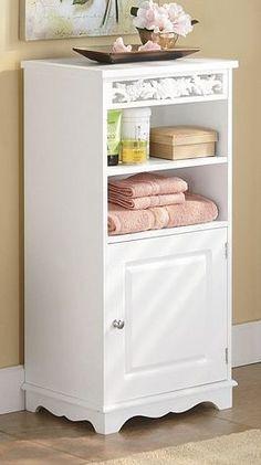 Cute bathroom cabinet