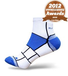 Reduce blisters with these Anti-Blister socks from Runbreeze.