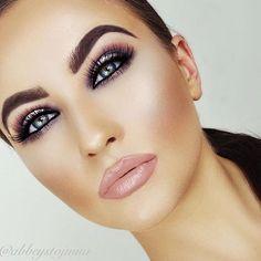 Aplica mejor tu maquillaje para un mejor resultado #Makeup #Maquillaje #Beauty