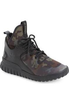 Alternate Image 1 Selected - adidas 'Tubular X - Camo' Sneaker (Men)