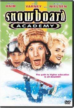Snowboard Academy (Video 1996)