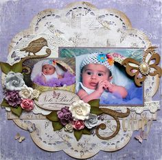 "Amy {ScrapThat! August ""Days To Remember"" Kit } - Scrapbook.com"