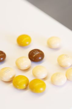 M&M's released a new Boo-terscotch (aka butterscotch) flavor exclusively to Target, and Delish reports the white chocolate butterscotch candies taste exactly like Butterbeer. Find out what we thought of the new flavor during our taste test.