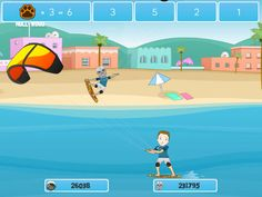 Sumdog, FREE and engaging iPad app for learning and reinforcing math