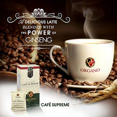 Image result for organo gold cafe supreme
