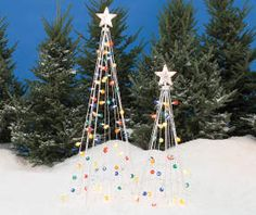 I found a Light-Up Twinkle String Trees, 2-Piece Set at Big Lots for less. Find more Outdoor Decor at biglots.com!