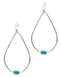 Shop Fashion Earrings for Women, Hoop & Chandelier Earrings at the Official Lucky Brand online store. Silver Hoops, Silver Hoop Earrings, Women's Earrings, Silver Ring, Fashion Accessories, Fashion Jewelry, Women Jewelry, Jewelry Dresser, Lucky Brand Jewelry