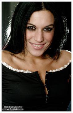 Cristina Scabbia Lacuna Coil Frontman