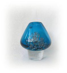 Design Glas Vase Zwiesel Heinrich Löffelhardt von ZeitepochenShop, €69.00