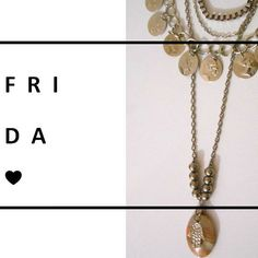 Look muy F R I D A  Combinalos!!!!  ? Gold Necklace, Instagram Posts, Jewelry, Pendants, Gold Pendant Necklace, Jewlery, Bijoux, Schmuck, Jewerly