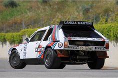Lancia Delta Integrale S4