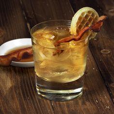 maple bourbon drink
