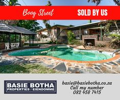 Call my number to sell your property 0824587415