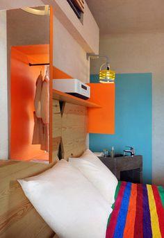 Hôtel Dar-Hi, Nefta par Matali Crasset