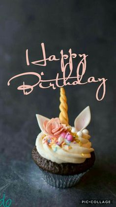 alles-gute-zum-geburtstag-einhorn-cupcake/ delivers online tools that help you to stay in control of your personal information and protect your online privacy. Happy Birthday To You, Birthday Wishes Cake, Happy Birthday Wishes Quotes, Birthday Wishes For Daughter, Happy Birthday Cupcakes, Happy Birthday Celebration, Birthday Blessings, Happy Birthday Pictures, Happy Birthday Greetings