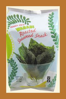 Seaweed Snacks sold at Trader's Joe, only 99 cents, with 20% vitamin C, 8% vitamin A.  Wakame supplies vitamin A.  Kelp &  others contain  vitamins C, E and K, niacin, folate and choline. 1 oz of seaweed provides 14 %  folate, and 1 oz kelp provides 23% of vitamin K.  1/3 cup Dulse has19% iron and wakame provides 20 % of manganese.  Dulse has potassium.  All seaweed have iron, zinc, B12.  1 cup kelp has 17% calcium.  http://www.livestrong.com/article/156593-benefits-of-seaweed-kelp/