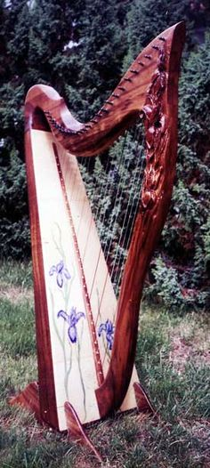 191 Best Celtic Harps Images On Pinterest Harp Music And Musical