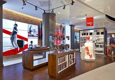 Verizon's Destination Store concept is the latest example of how retailers are blurring the lines between online virtual experiences and traditional brick and mortar retail. Read more on ScreenMedia Daily