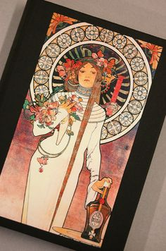 Mucha Kindle Cover
