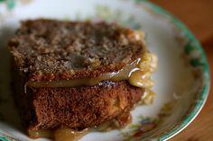Pear Spice Cake by joy the baker, via Flickr